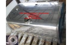Бак топливный 400 литров алюминиевый F для самосвалов фото Санкт-Петербург