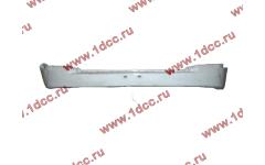 Бампер A7 белый нижний пластиковый тягач фото Санкт-Петербург