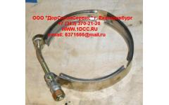Хомут турбокомпрессора D=115 H фото Санкт-Петербург