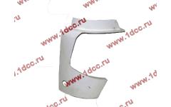 Бампер A7 белый боковая часть правая фото Санкт-Петербург