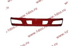 Бампер F красный пластиковый для самосвалов фото Санкт-Петербург